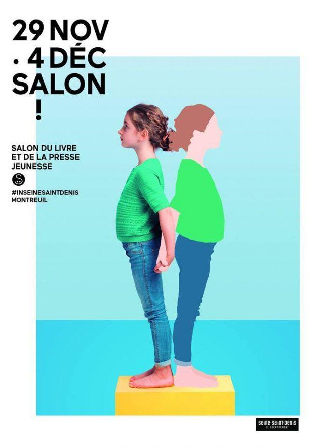 Salon du livre jeunesse de montreuil 2017 le planning thomas scotto - Salon du livre jeunesse de montreuil ...