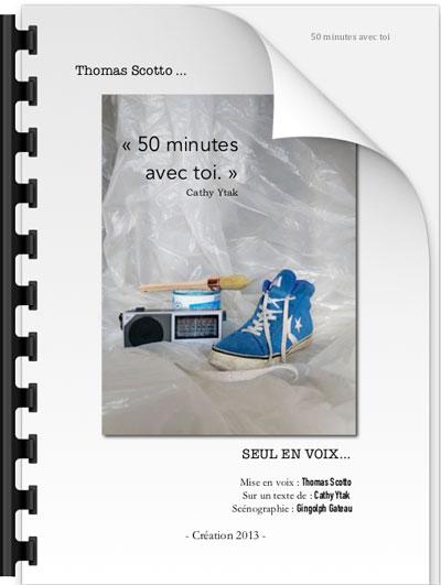 Dossier de présentation 50 minutes avec toi